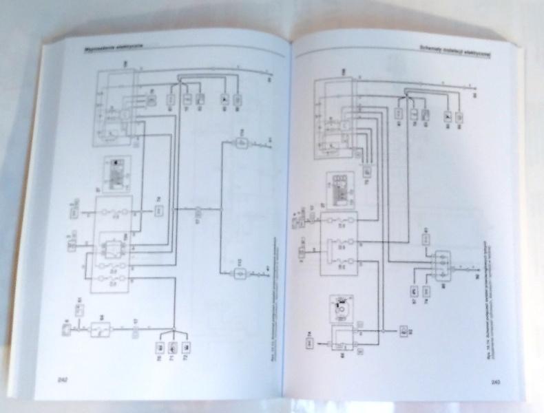 schemat elektryczny fiat seicento , instalacja elektryczna seicento
