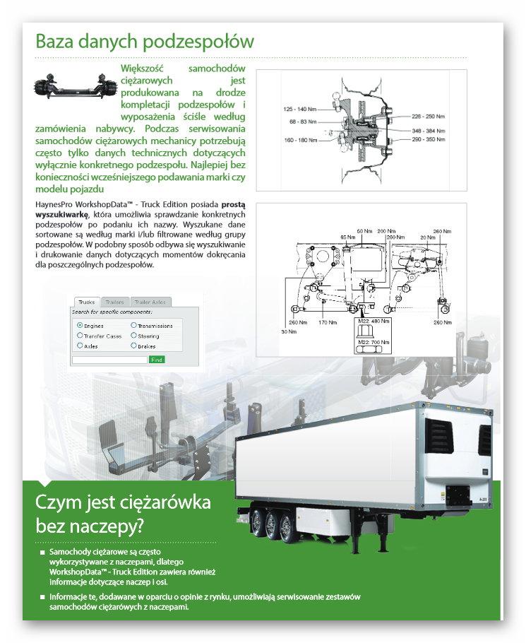 Haynespro truck naprawa naczep ciężarowych